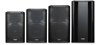 """QSC K Series   Dubbed """"The New Standard"""" of lightweight powered speaker systems, the K Series is designed to deliever exceptional sound clarity and output for a variety of applications and events."""