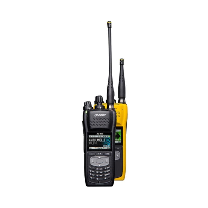 Harris XL200 - A high-end, full spectrum VHF/UHF public safety radio.