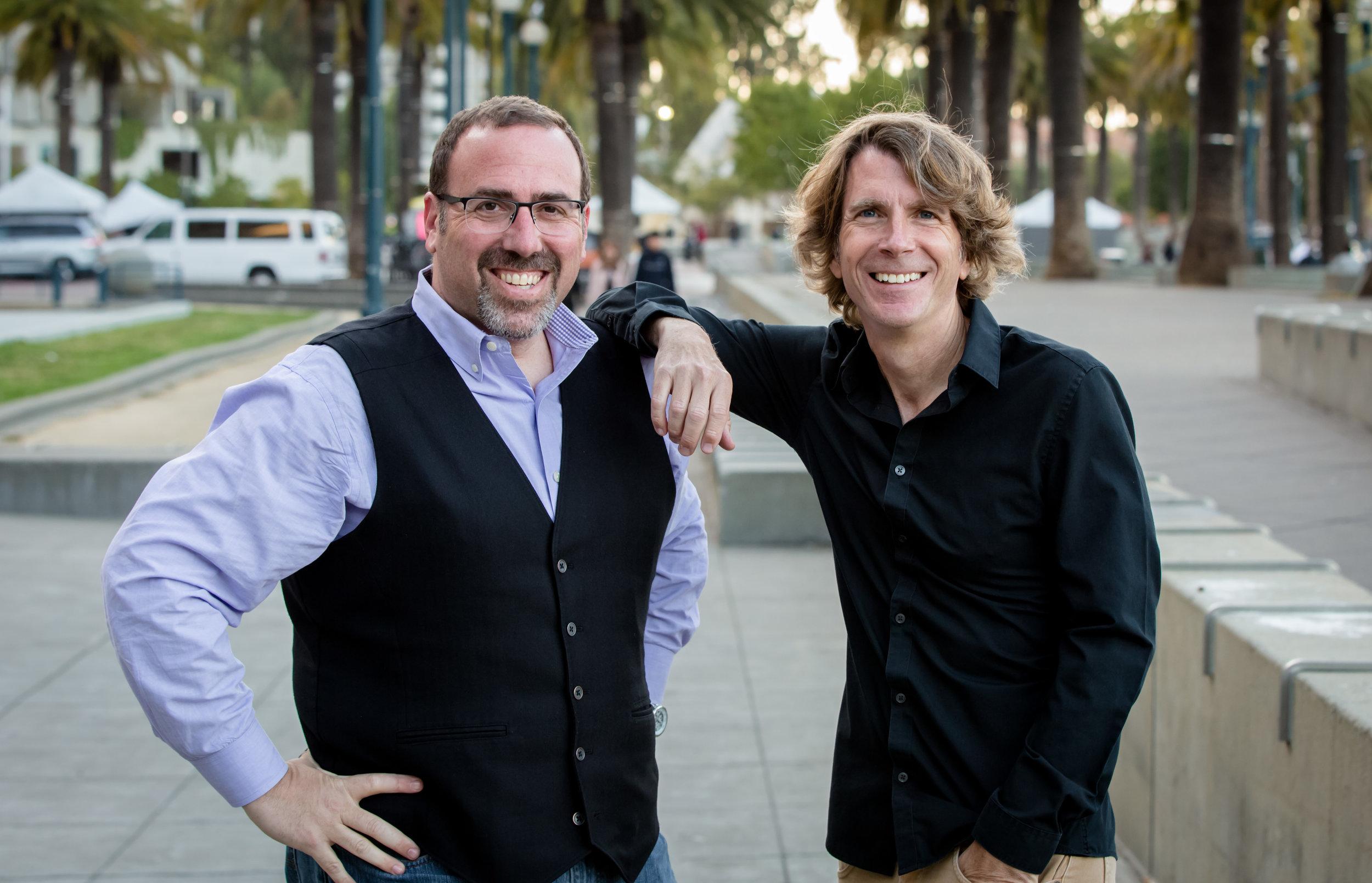 BP Miller and Scott Strazzante