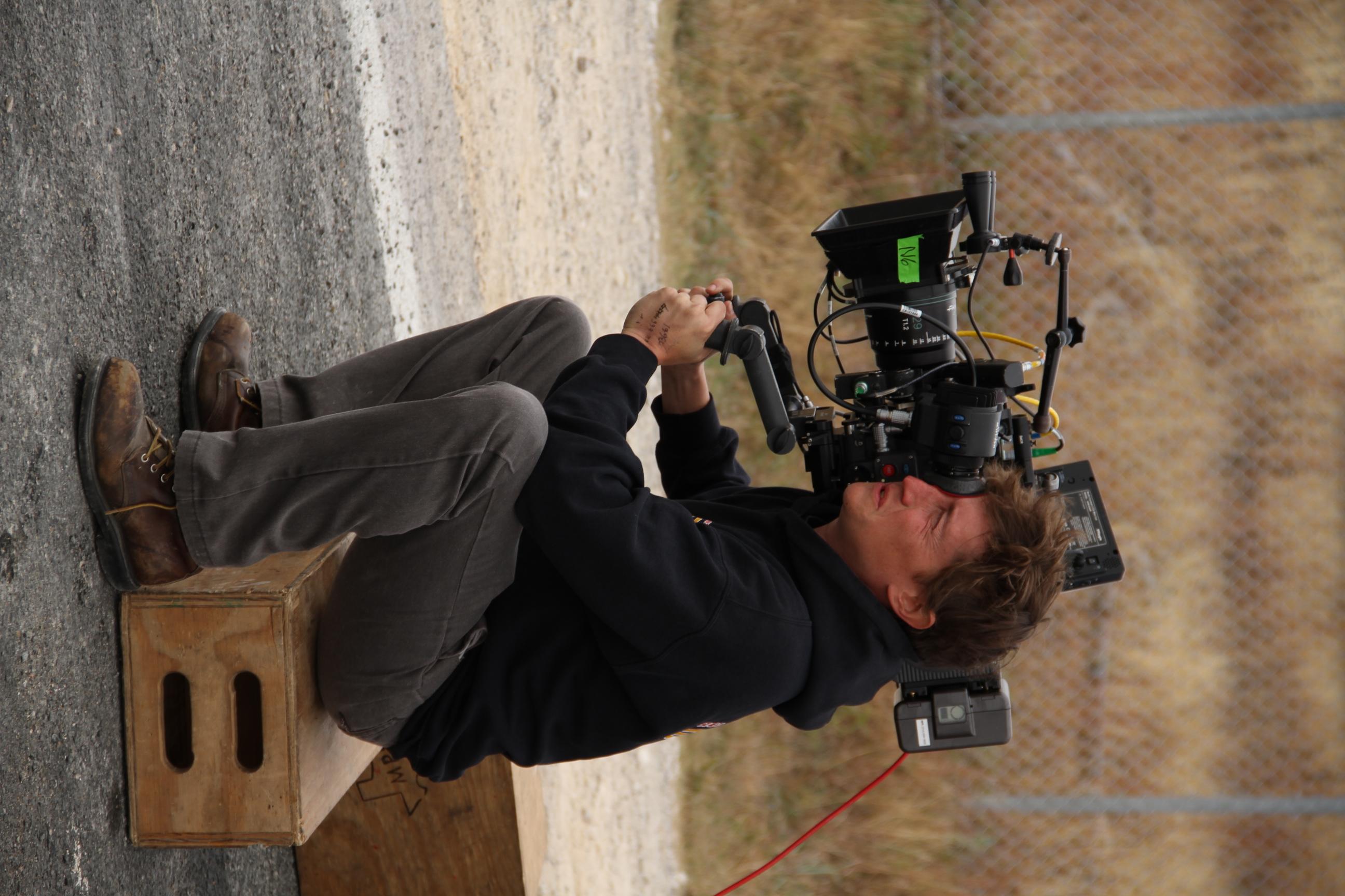 David Gordon Green shooting  Joe