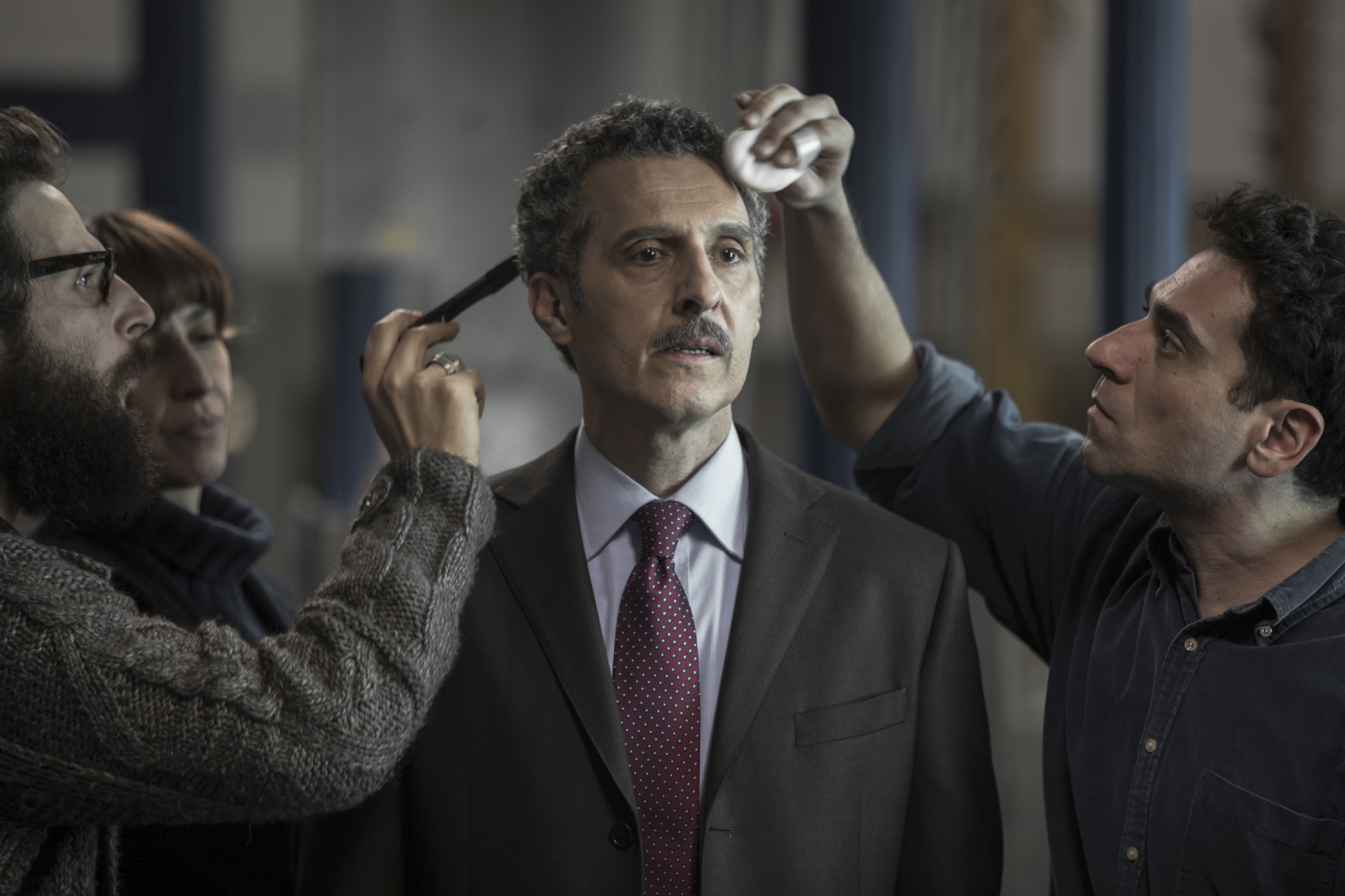 John Turturro in  Mia Madre .