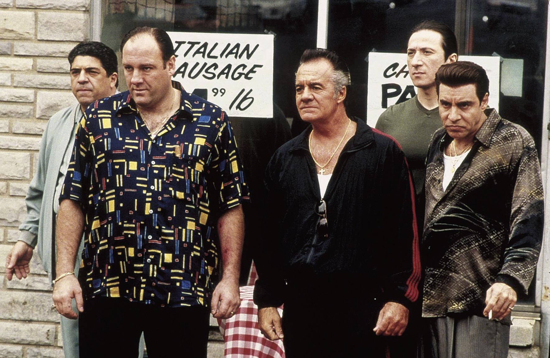 The Sopranos, courtesy of HBO
