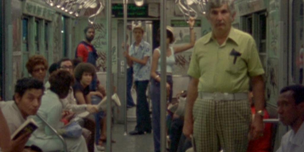 News From Home , dir. Chantal Akerman (1977)