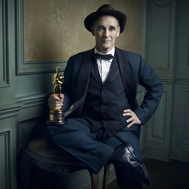 Mark Rylance, Oscar winner