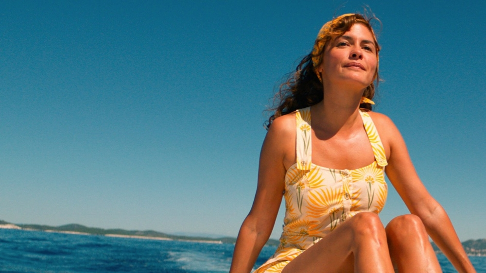Audrey Tautou as Simone Cousteau