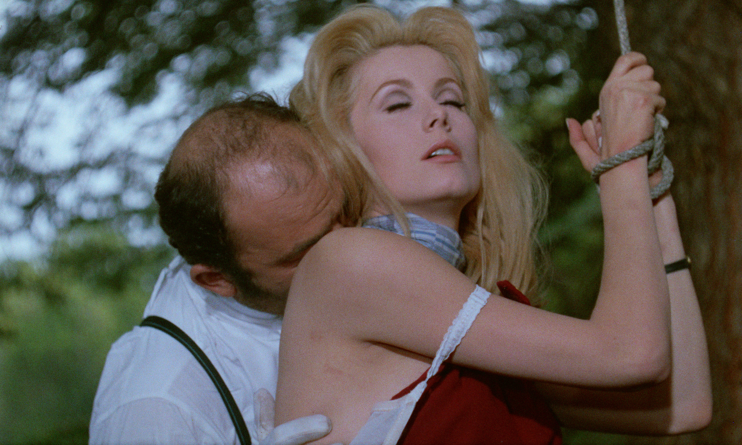 A sequence in  Belle de jour  that made it past the censors