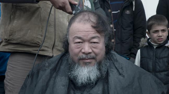 Human Flow director Ai Weiwei
