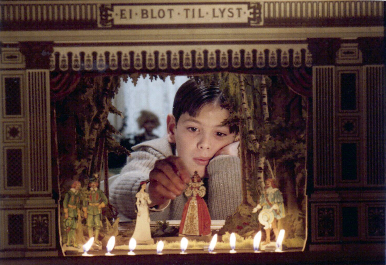 Bertil Guve played Alexander Ekdahl in Ingmar Bergman's seminal film  Fanny & Alexander , last screened at Curzon Soho in December 2017 as part of our ongoing series celebrating cult films on celluloid,  Enthusiasms .