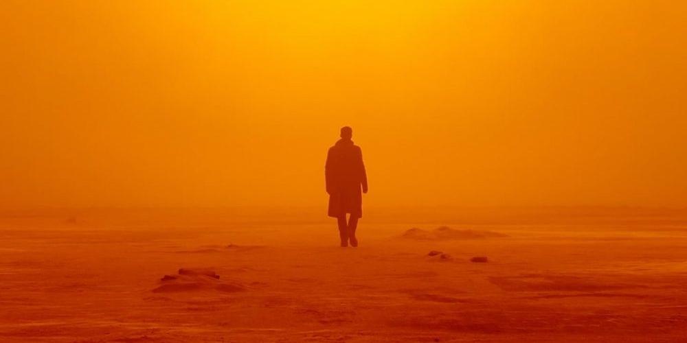 Ryan Gosling in Blade Runner 2049