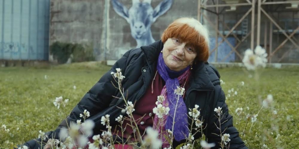 Agnès Varda in Faces, Places