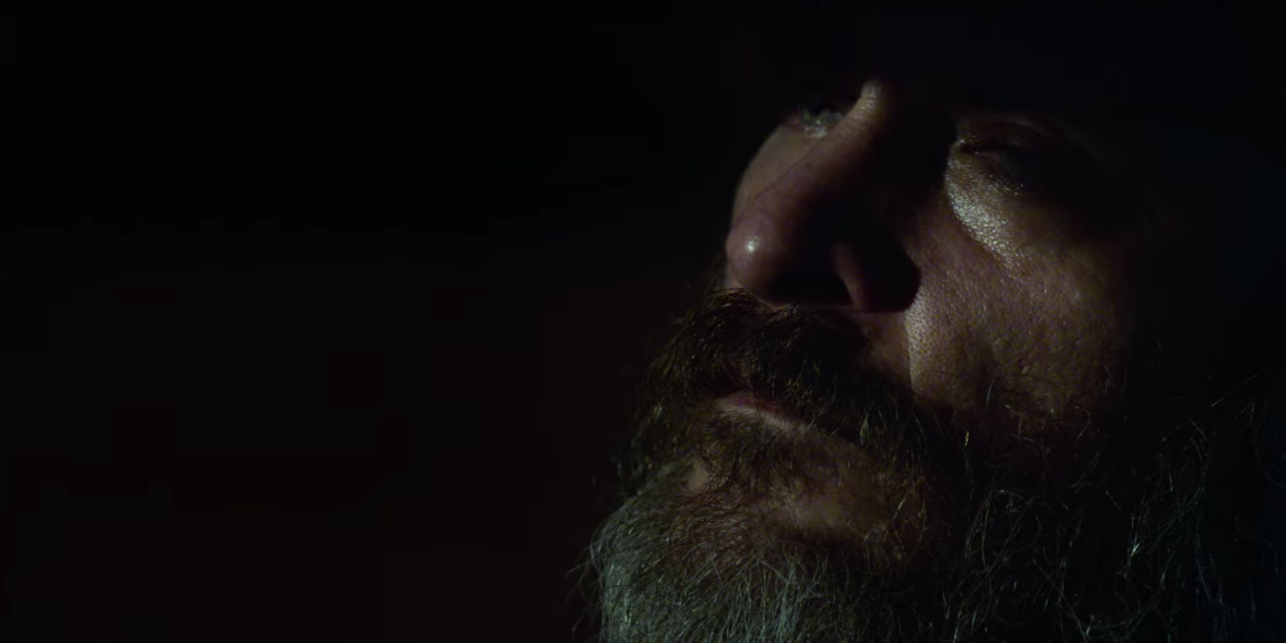 Joaquin Phoenix in  You Were Never Really Here  (2017), dir. Lynne Ramsay
