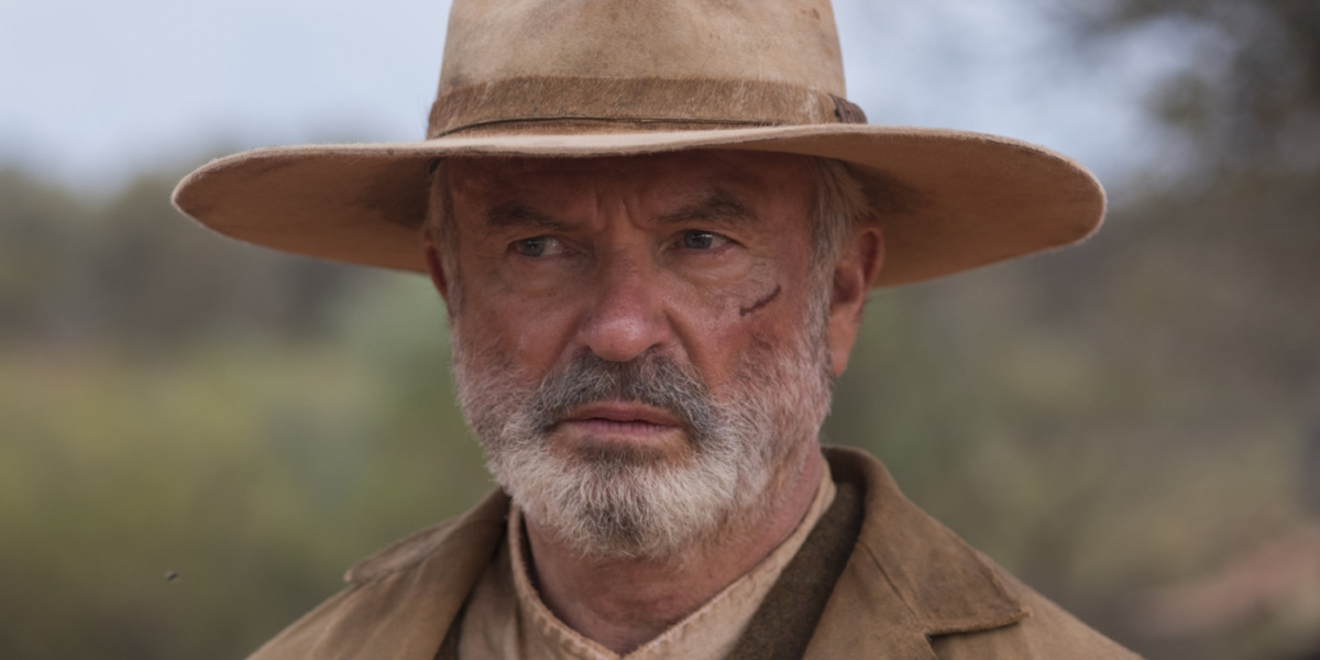 Sam Neill in Sweet Country