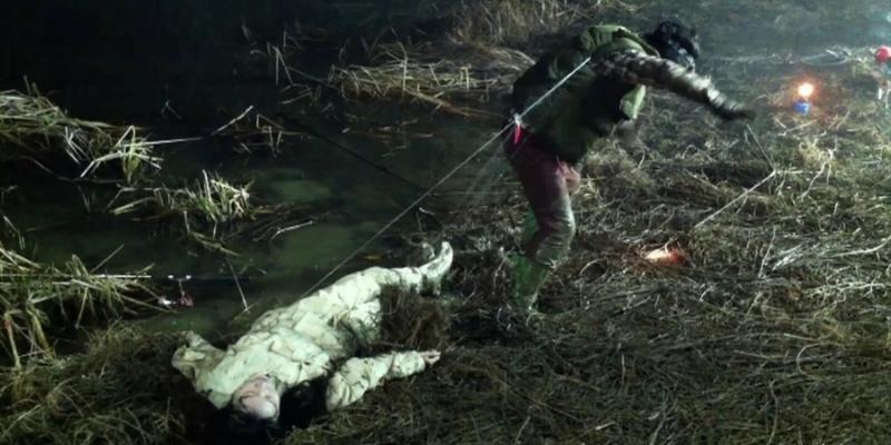 Park Chan-wook's  Night Fishing  (2011)