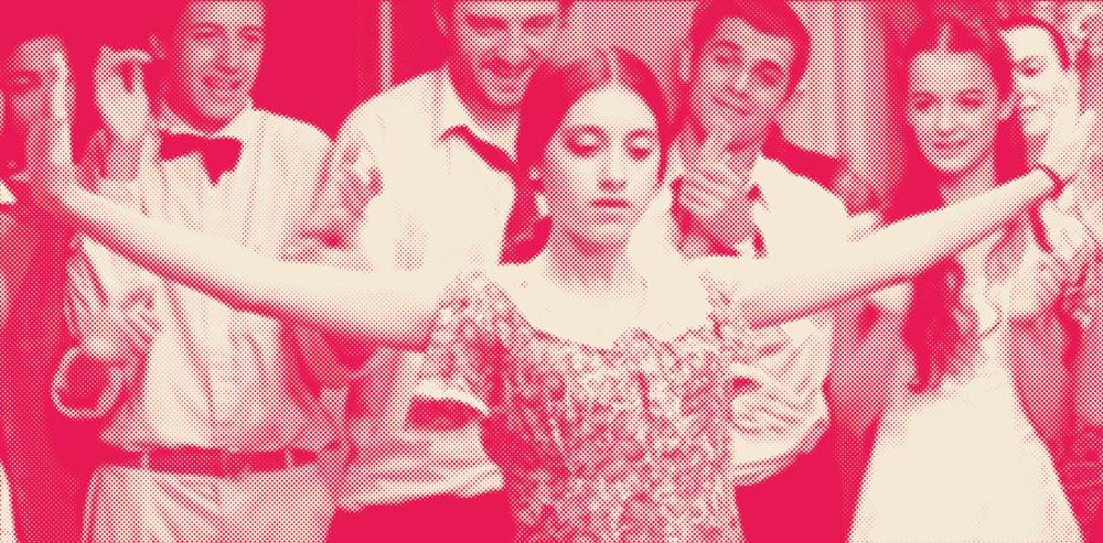 Georgian coming-of-age drama  In Bloom  (2014)