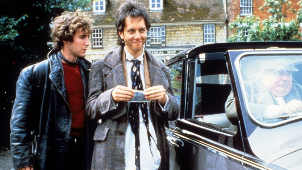 Paul McGann and Richard E. Grant in  Withnail & I