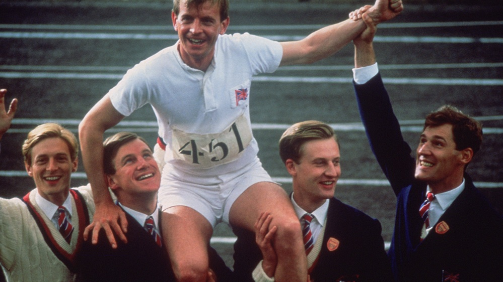 Ian Charlson in  Chariots of Fire
