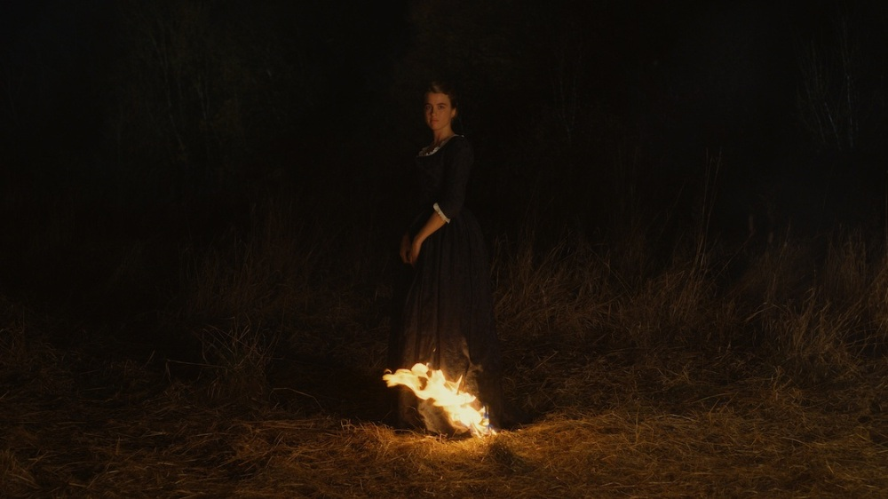 Portrait of a Lady on Fire  (2019)