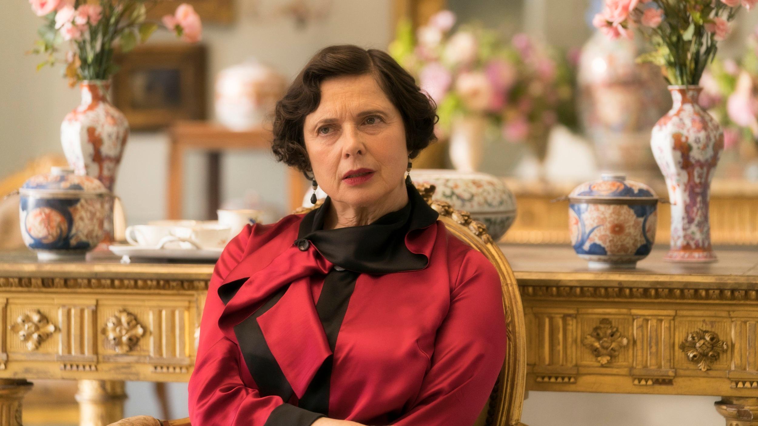 Isabella Rossellini in  Vita & Virginia