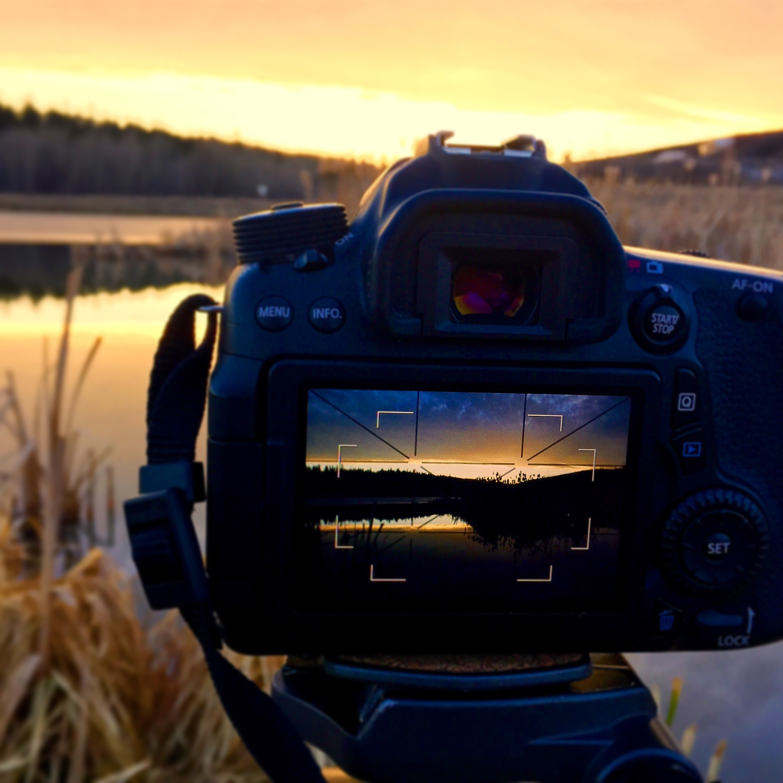 ...photographers sunset
