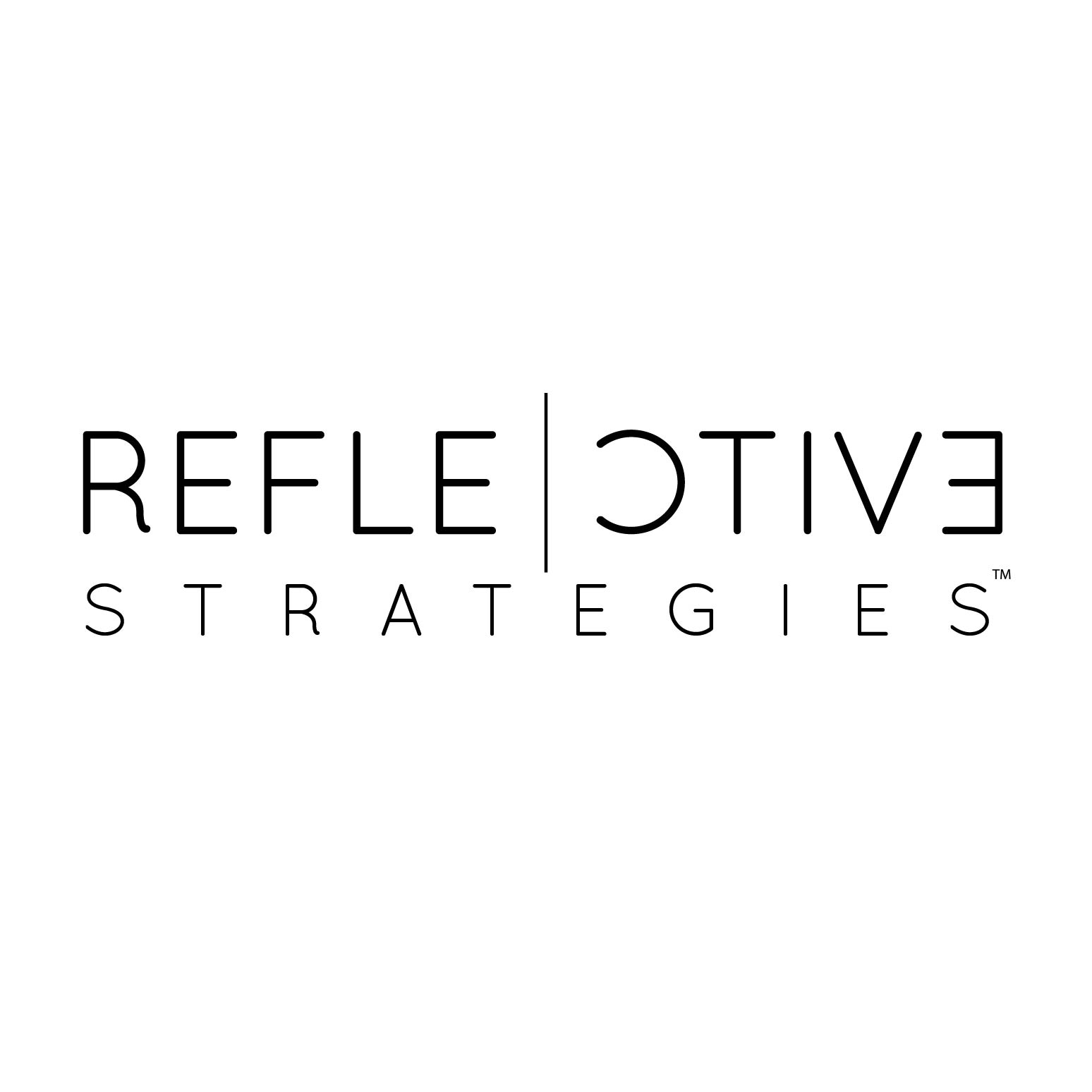 Reflective Strategies   Logo - Infographics - Business Card