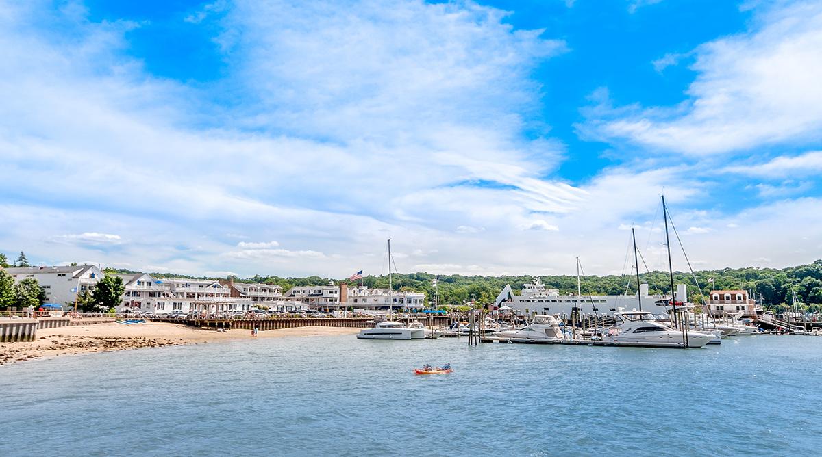 Port Jefferson marina
