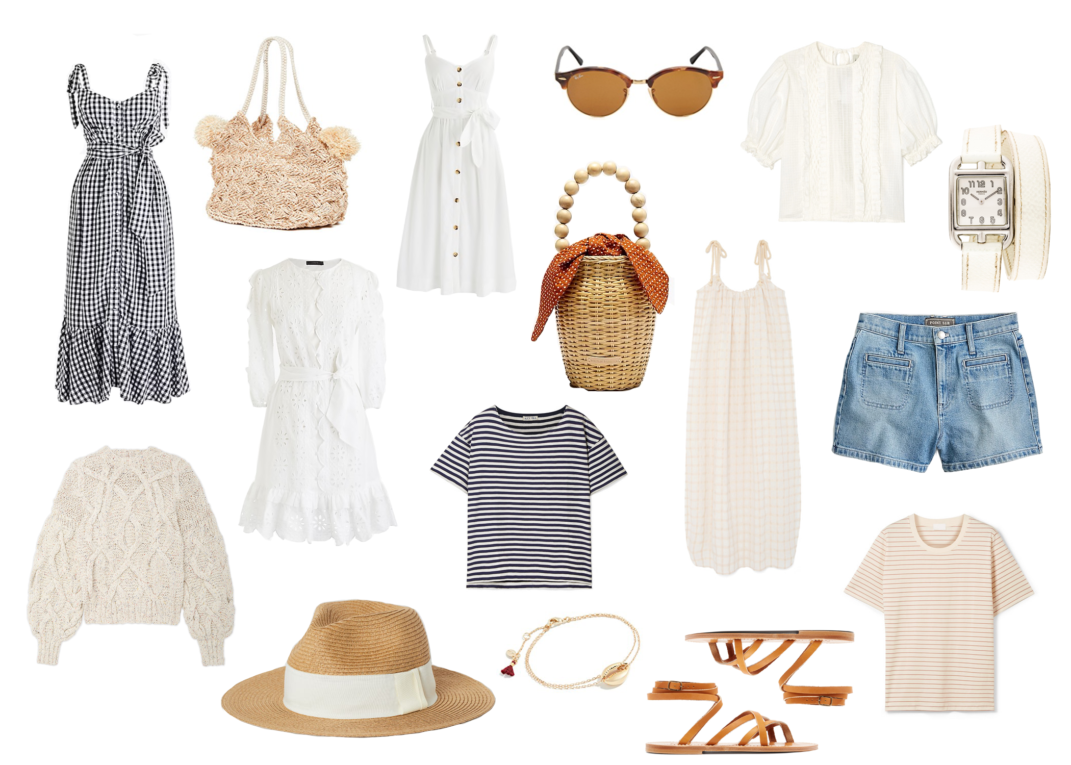 Memorial Day style // the girl guide