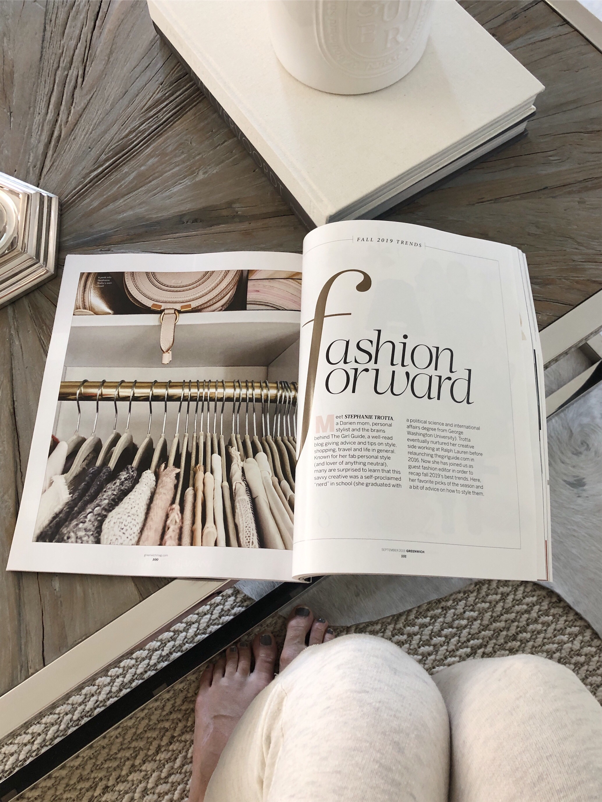 Moffly Media // september 2019 fashion issue // stephanie trotta