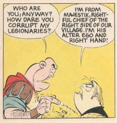 Asterix Great Divide