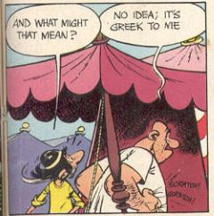 All Greek to me Asterix