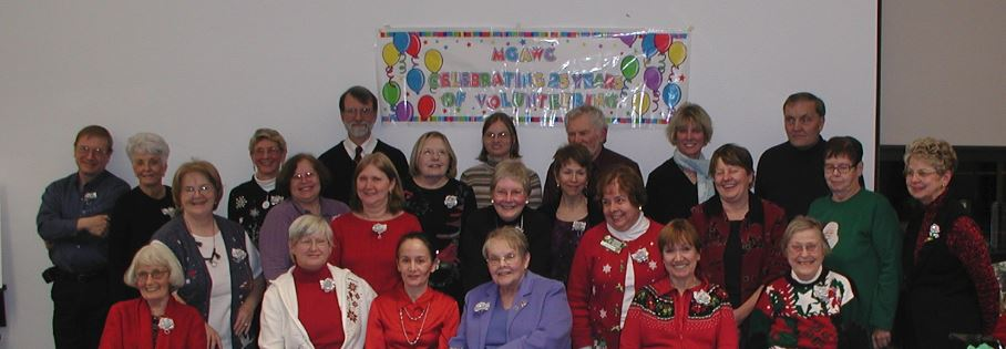 Volunteer Recognition Night Party