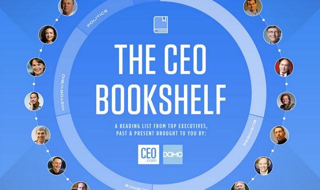 CEO Bookshelf