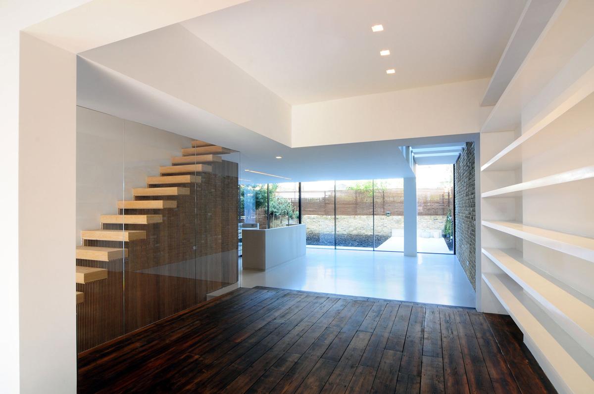 Modern-Home-London-Dark-Wood-Flooring-Stairs-Glass-Wall.jpg