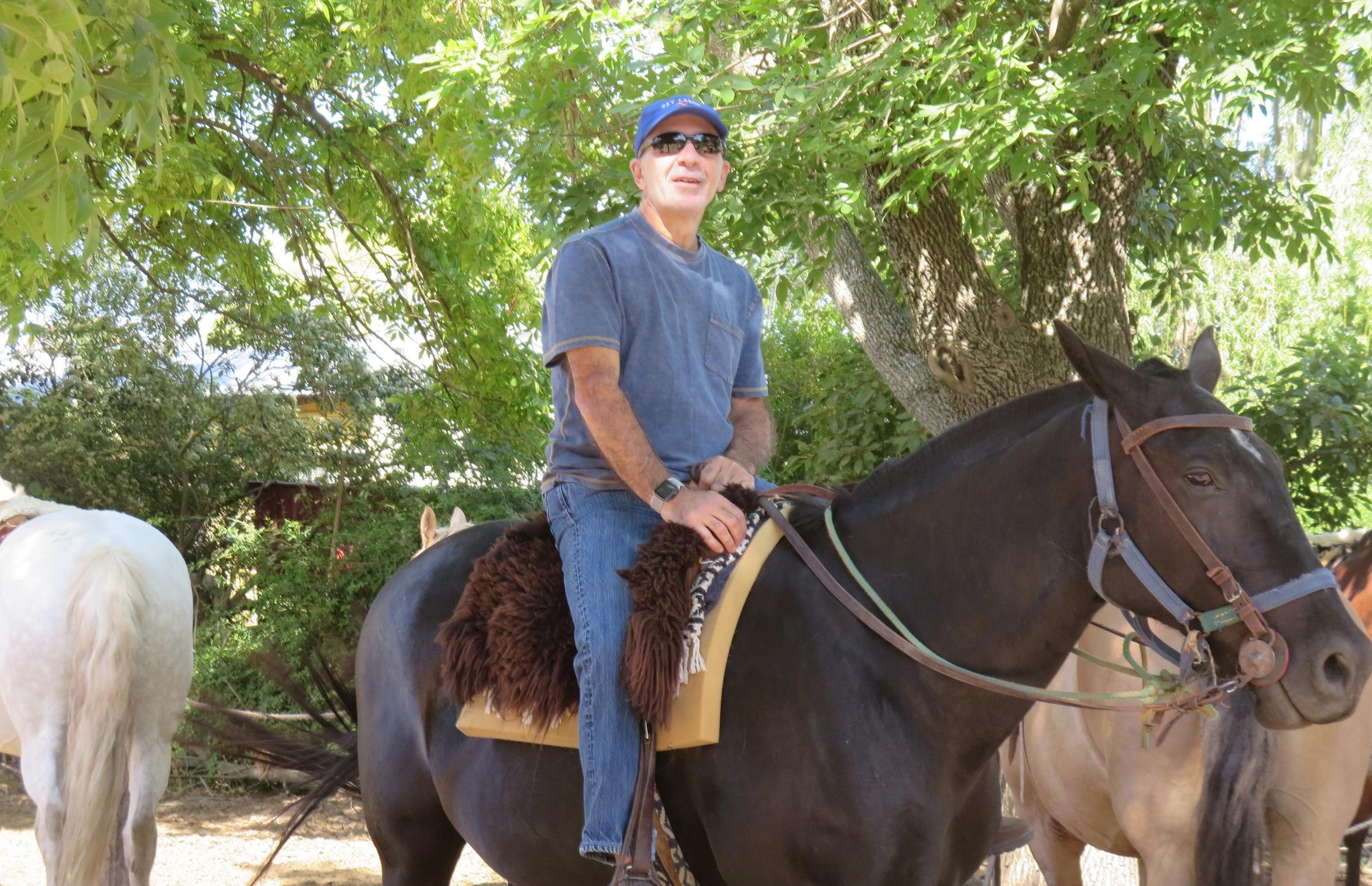 Ed on horseback.JPG