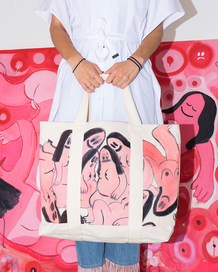 KARA BAGS X CAMILLA ENGSTROM FOR OPENING CEREMONY