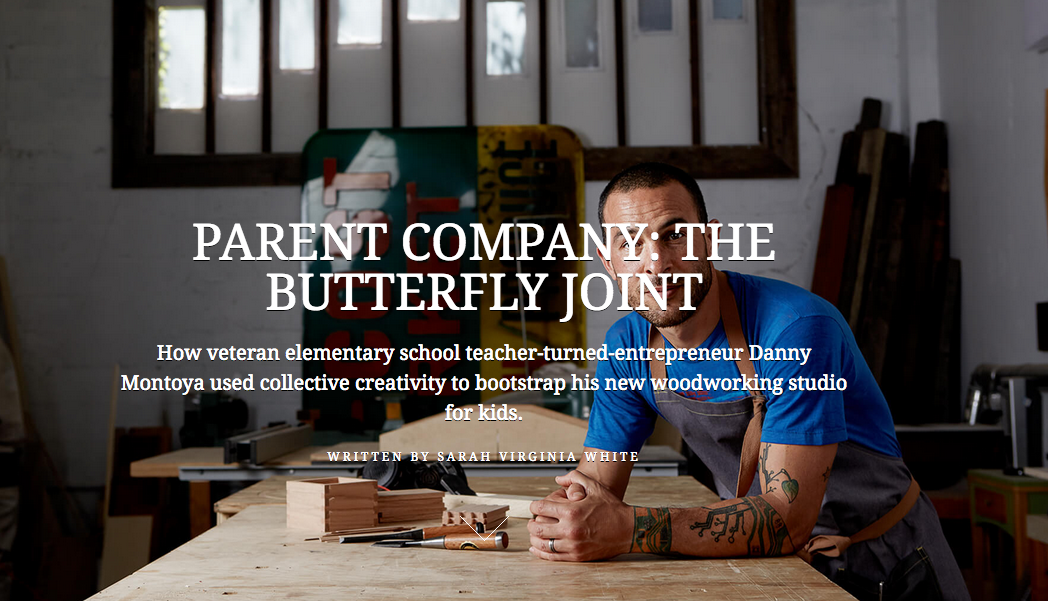 Parent Company: The Butterfly Joint    (Parentage, Aug. 2015)