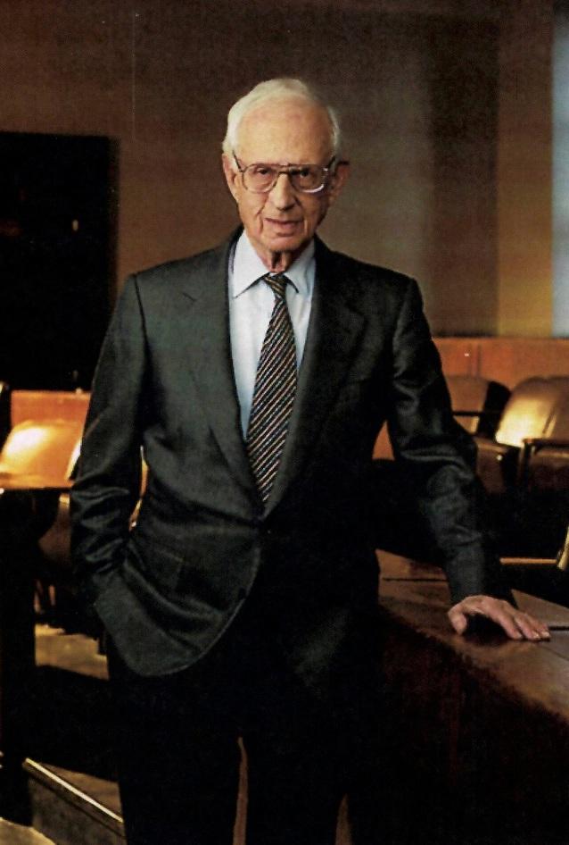 Robert Morgenthau