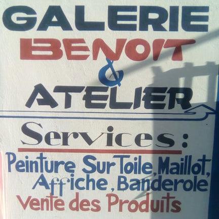 Benoit's Gallery & Workshop