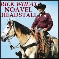 Learn more about Rick Wheat's Noavel Headstall Here!