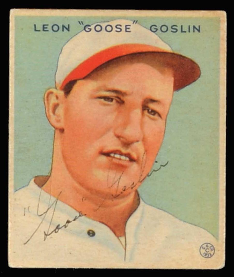 1933 Goudey