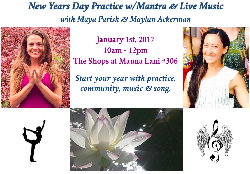 Devotional Flow w/Mantra Music