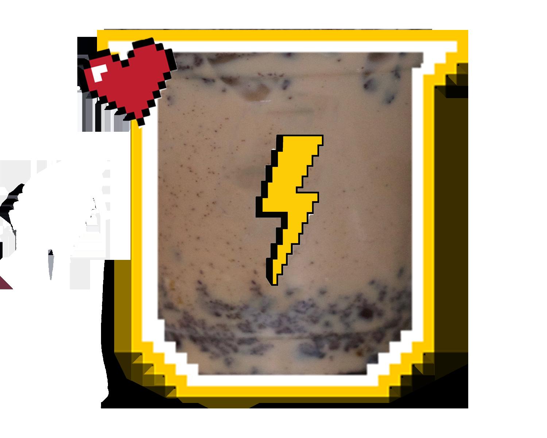 dirtea - oreo milk tea