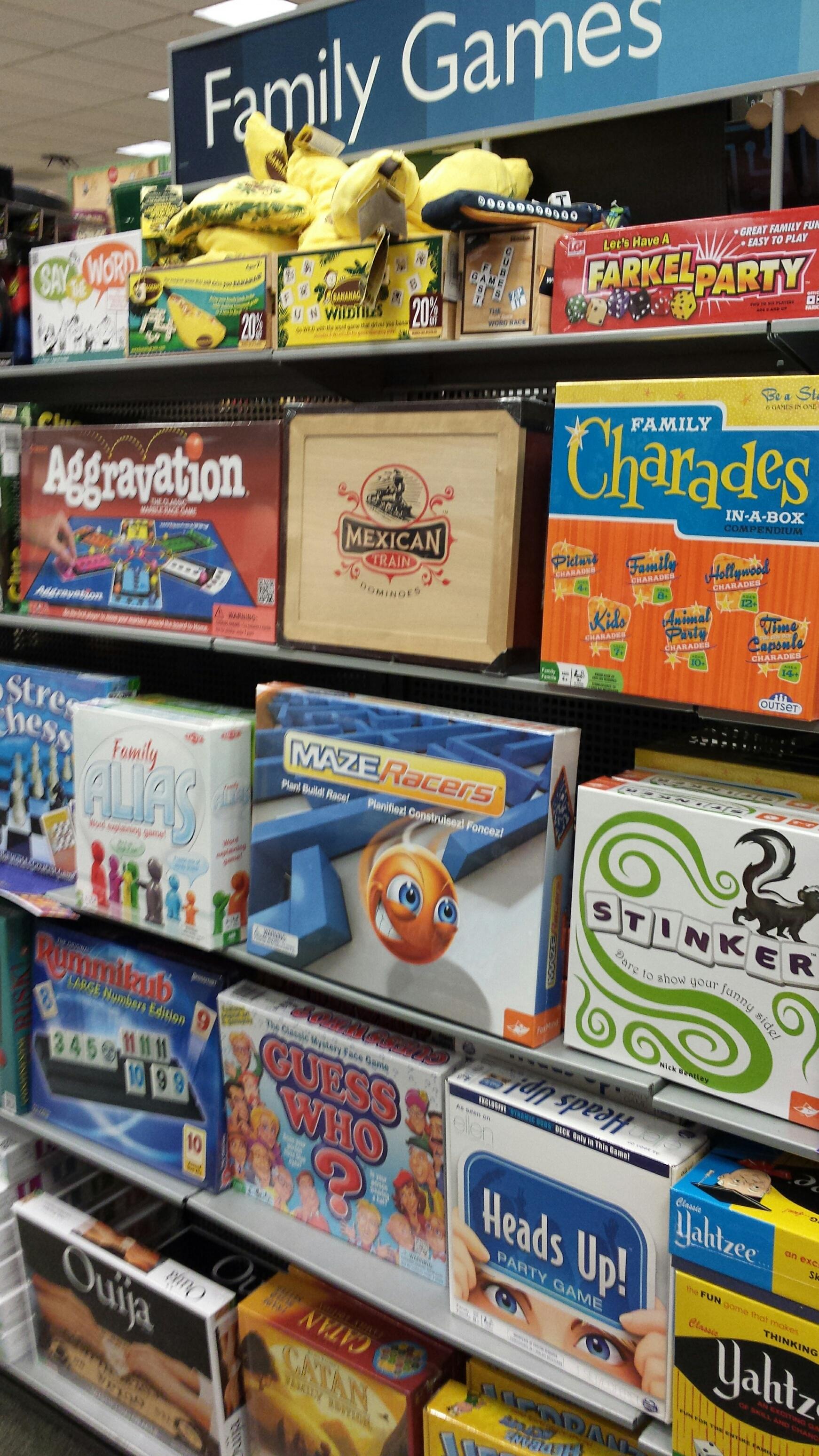 Maze Racers on barnes & noble store shelves