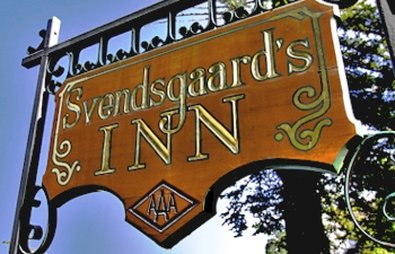 Svendsgaard's Inn   San Carlos & 4th   (831) 624-1511   •   (800) 433-4732   •   website    The Svendsgaard's Inn grounds overlook a lush garden courtyard and large heated pool. Share a fresh baked cookie with us in the lobby every afternoon. Our spacious rooms are equipped with all new bedding, flat screen.