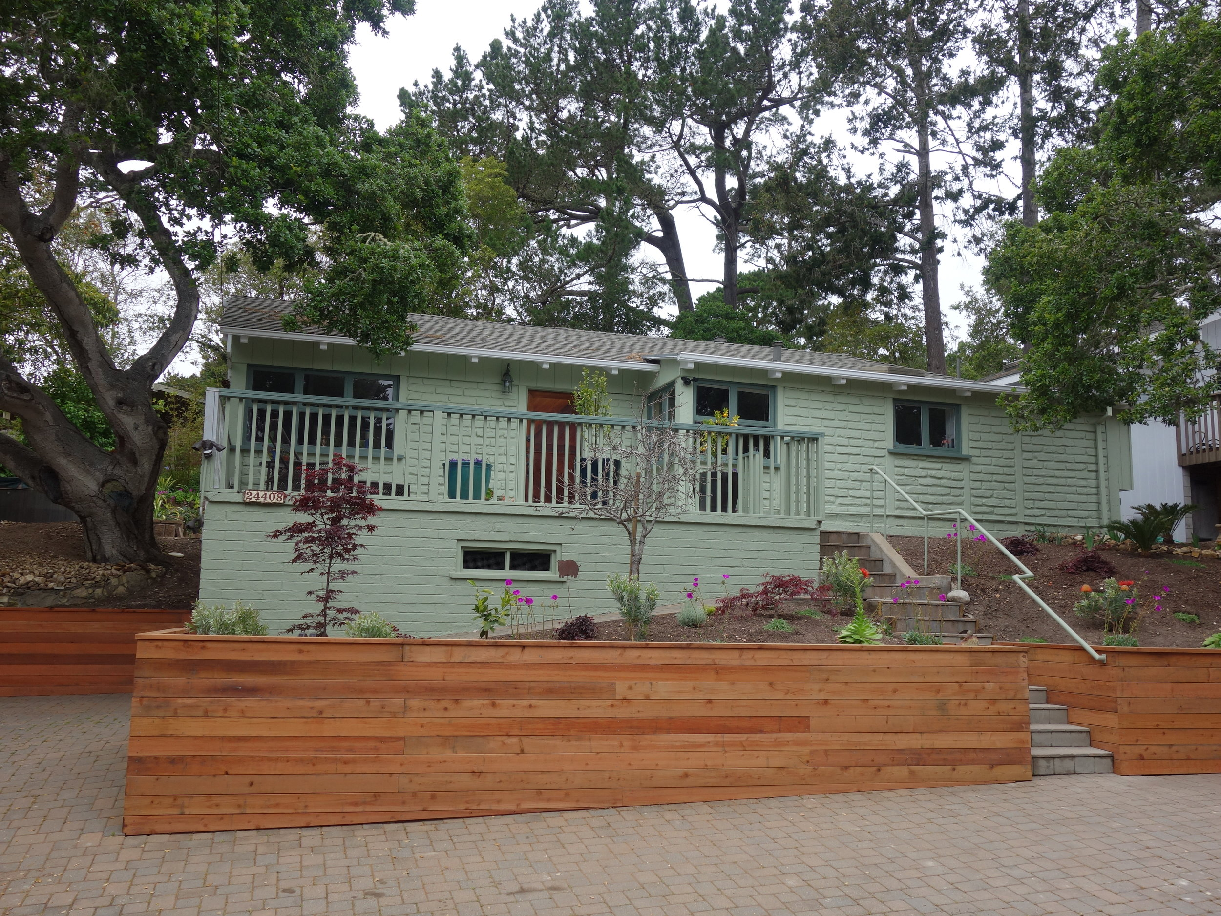 24408 San Mateo Ave. - Carmel Woods3 bed / 2.5 bath  |  1,850 sq.ft on 8,900 sq.ft. lot