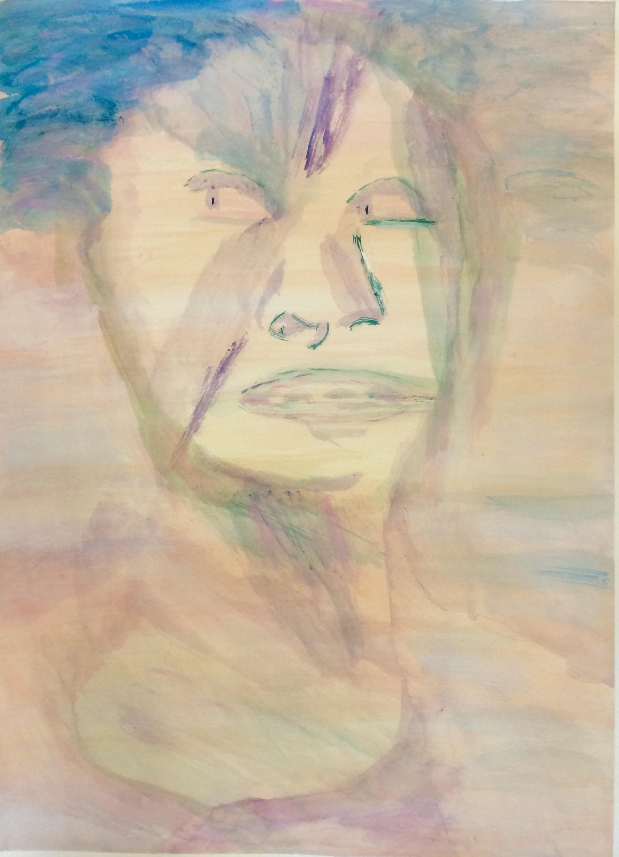 """""""Dream Dust""""  Acrylic 24x18"""