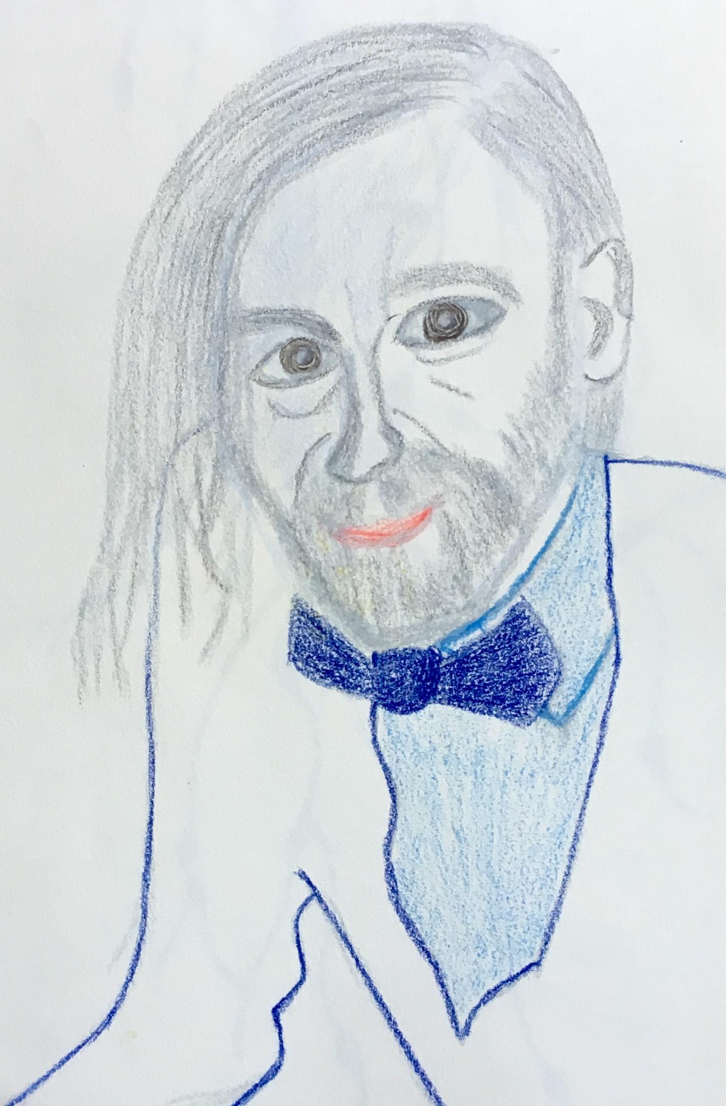"""Maestro"" Pencil & Pastel"