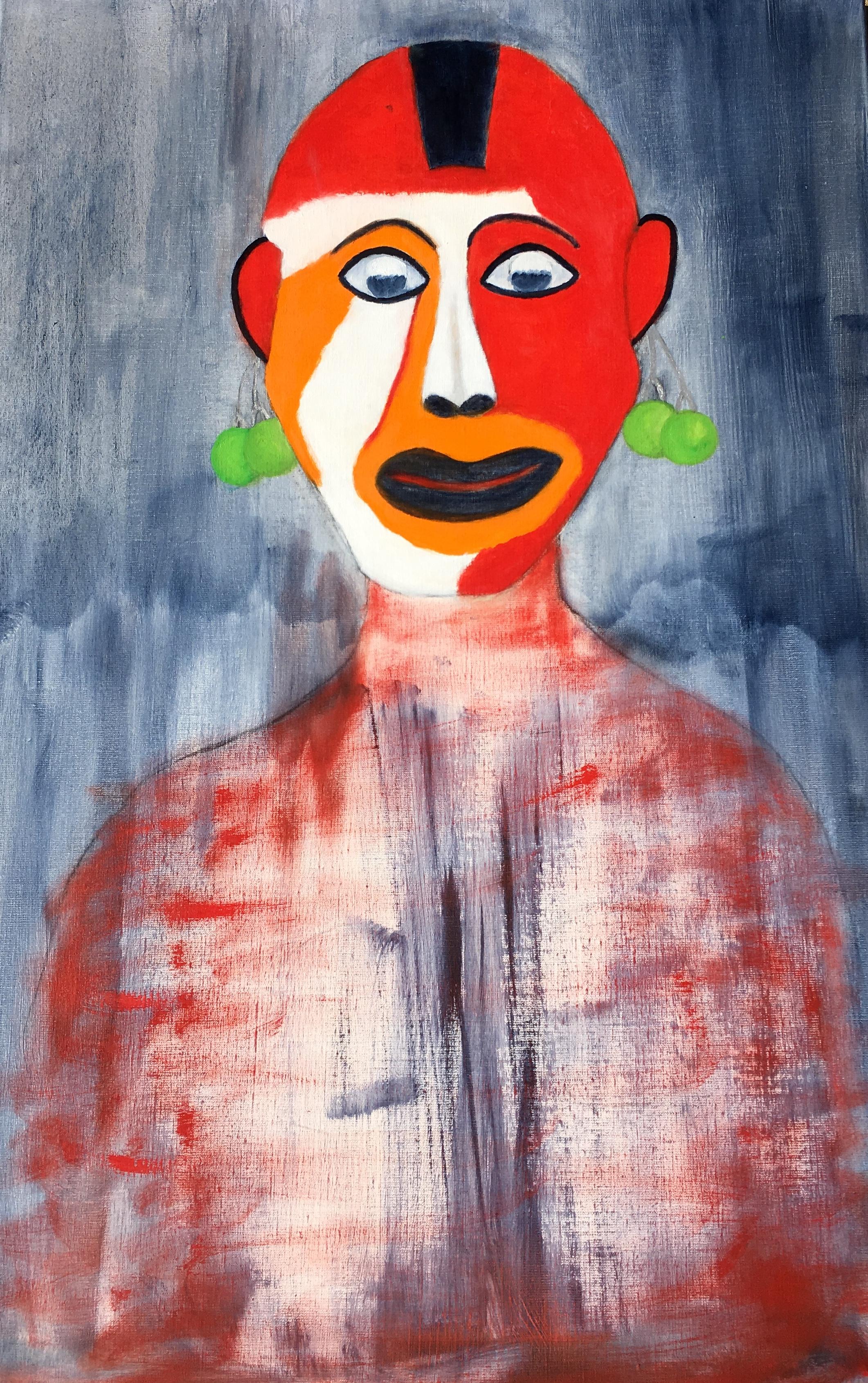 Soul Kitchen Oil On Canvas 36x24
