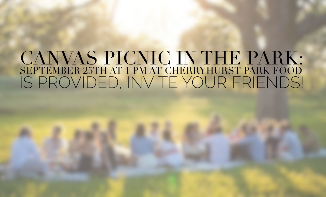 All are welcome! Join us for Sunday service on Sunday, September 25th at 11 pm followed by a picnic after!
