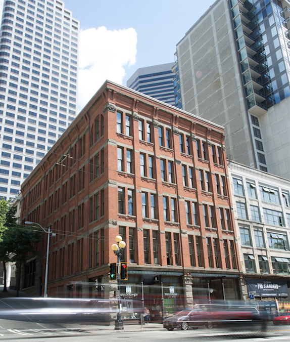 Five historic Seattle office buildings with big plans for
