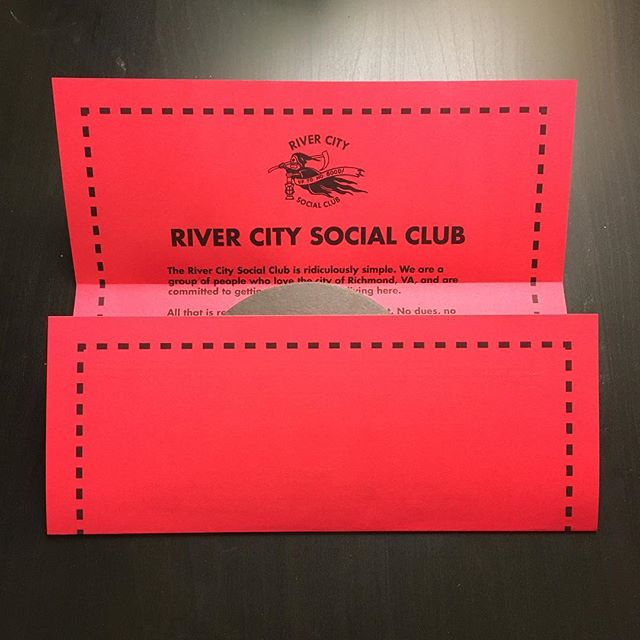 New members! Shirts shipping tomorrow! #rivercitysocialclubrva
